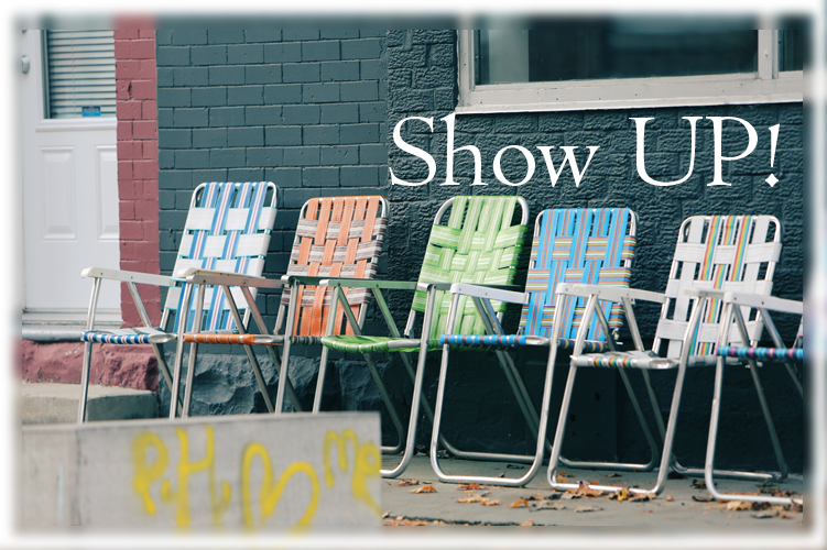 show-up